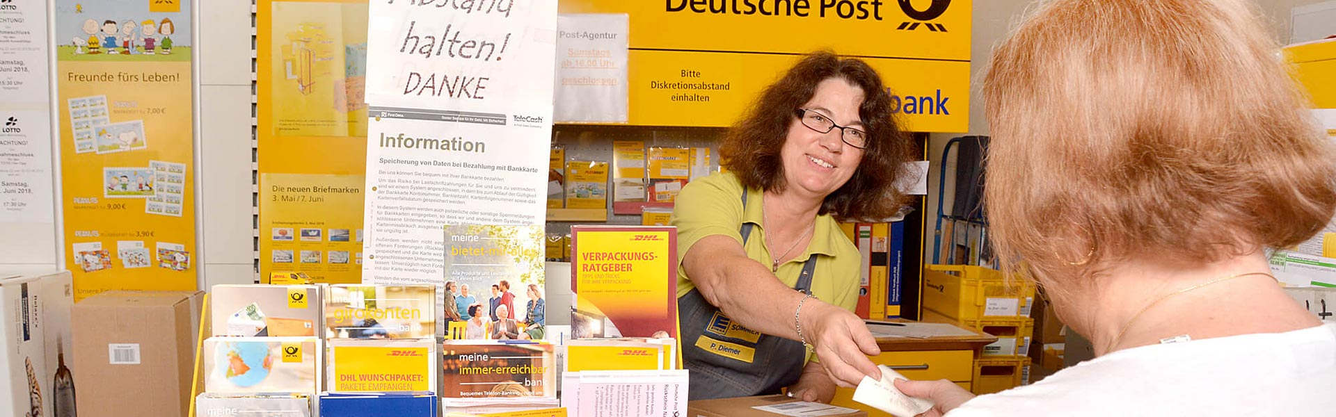 Services bei EDEKA Sommer