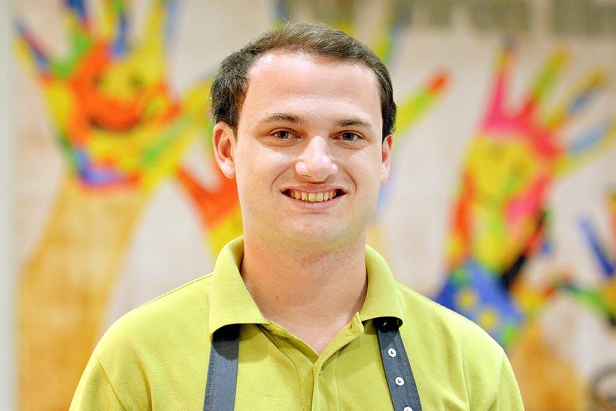 EDEKA Sommer Stellvertretender Marktleiter Patrick Eberbach
