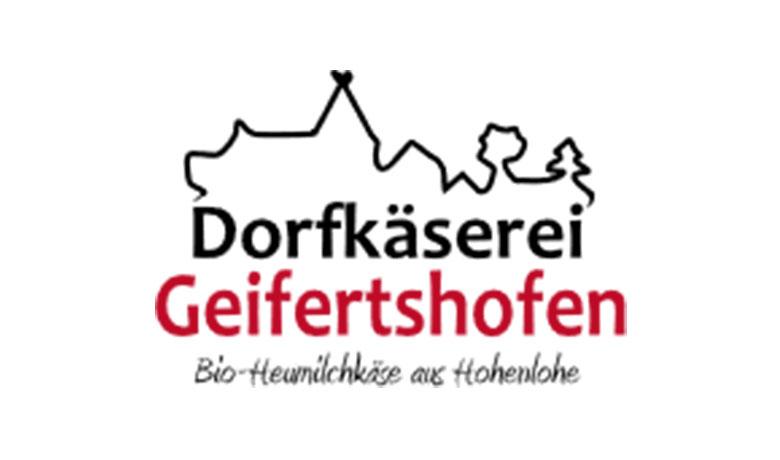 Partner - Dorfkäserei Geifertshofen