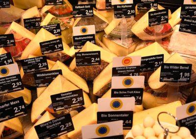Leckerer Käse bei EDEKA Sommer